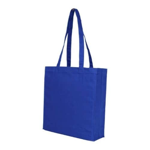 Royal Recycled Colored Book Tote
