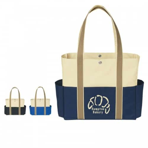 Tri Color Poly Bag