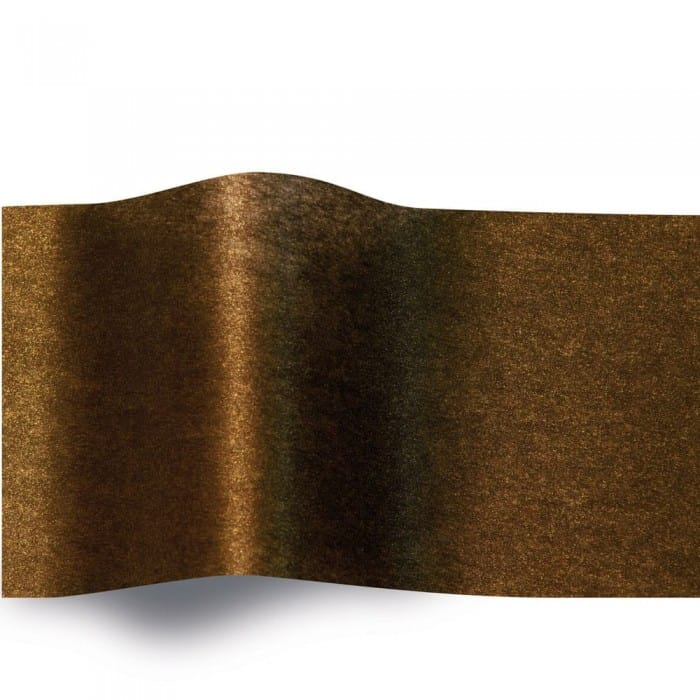 Black Brass Tissue Paper