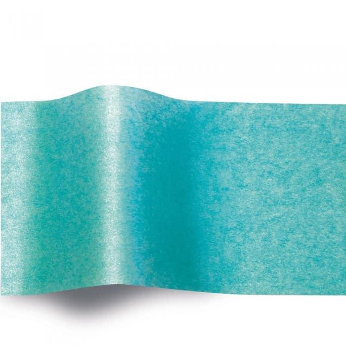Bright Turquoise Tissue Paper