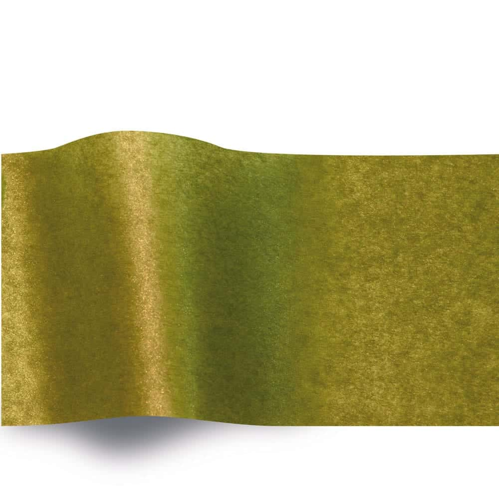 Green Tea Tissue Paper
