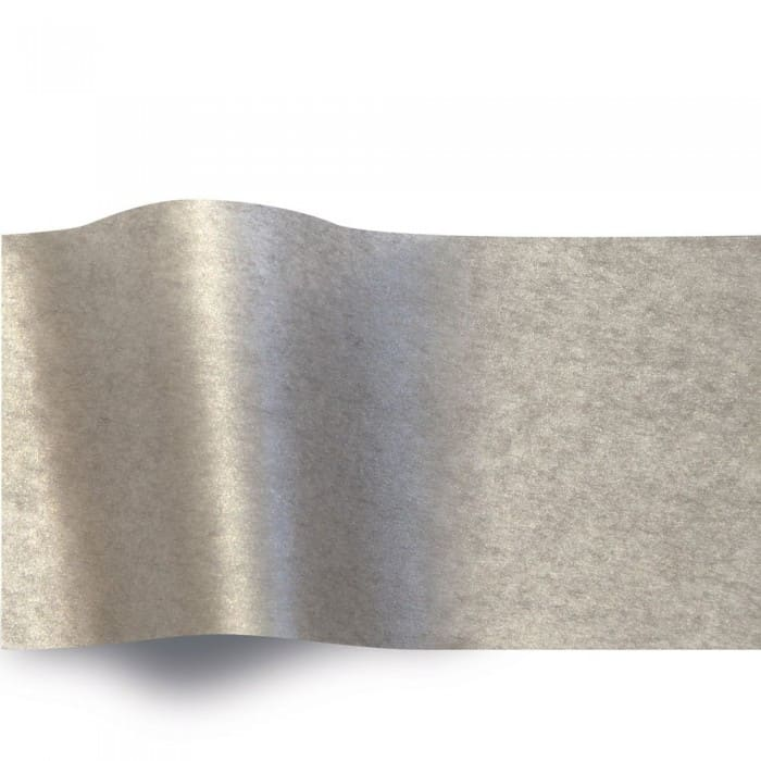 Pewter Tissue Paper