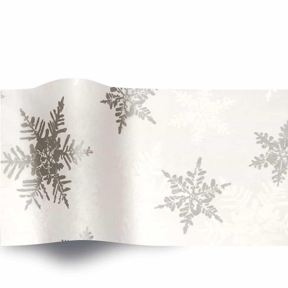 Pearl/Silver Snowflake 230 (B)