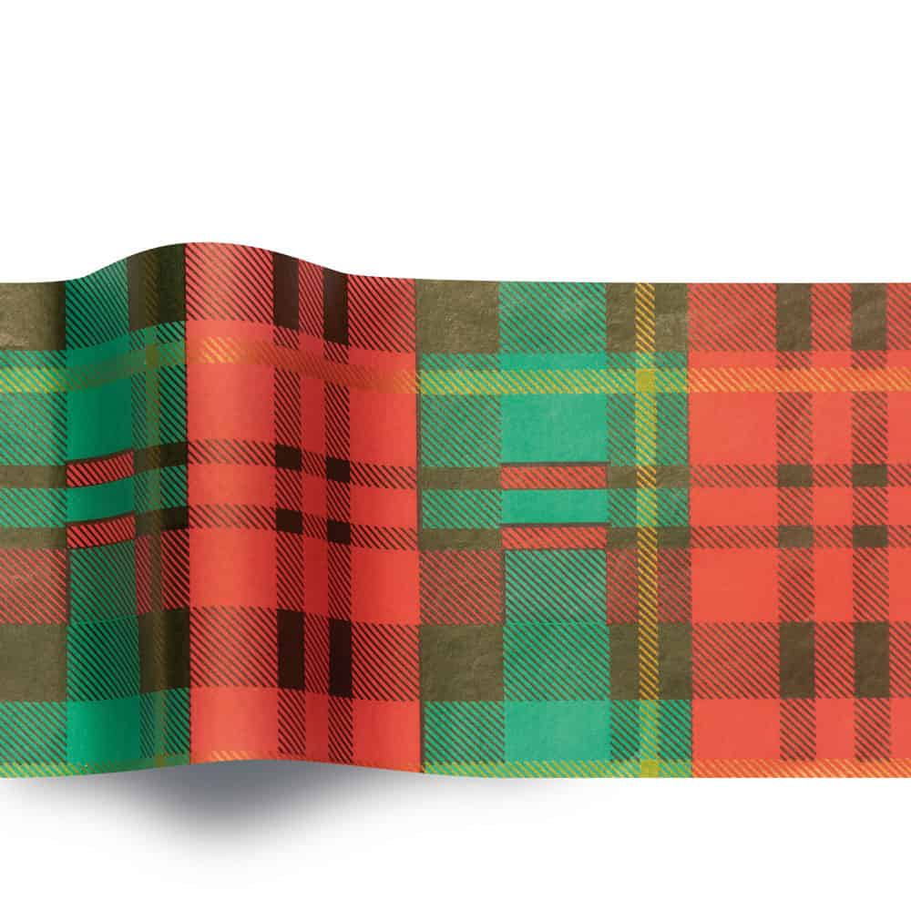 Presently Plaid 338 (B)