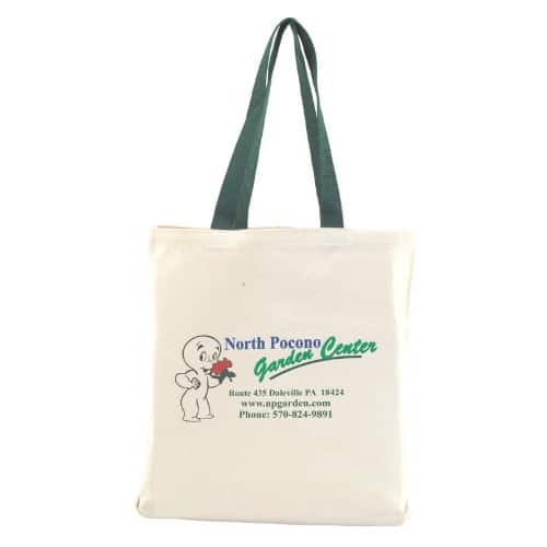 Green Value Gusset Tote