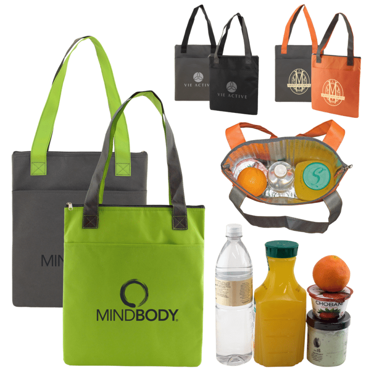 Insulated Slim Group of bags
