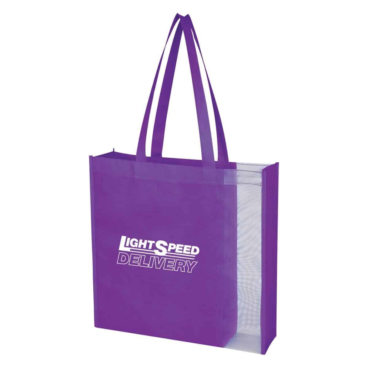 Glancer Non Woven Tote Bag Bag Ladies